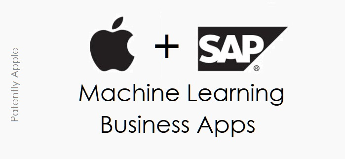 1 X cover sap apple machine learning business apps