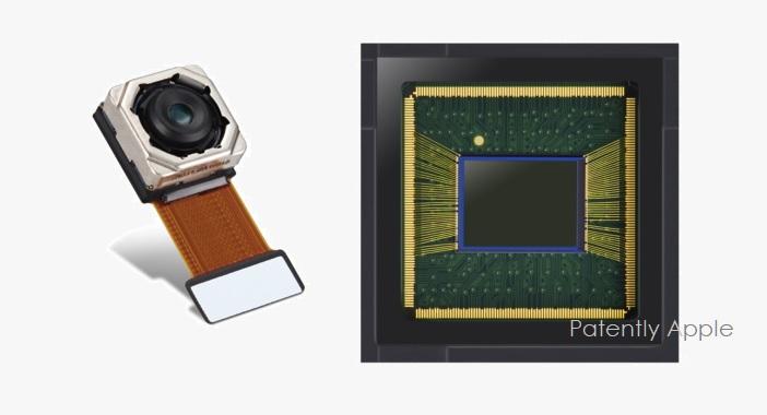 1 Cover Samsung's 64 Mp smartphone camera sensor