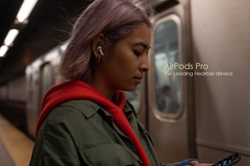 1 X cover DEC 16  AirPods Pro