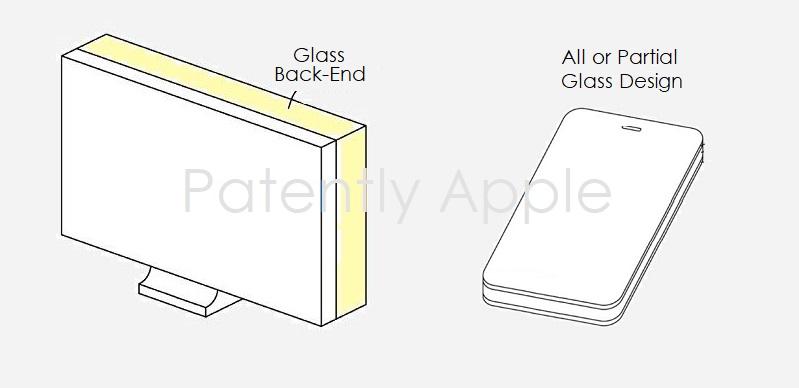 1 X - - cover glass enclosures
