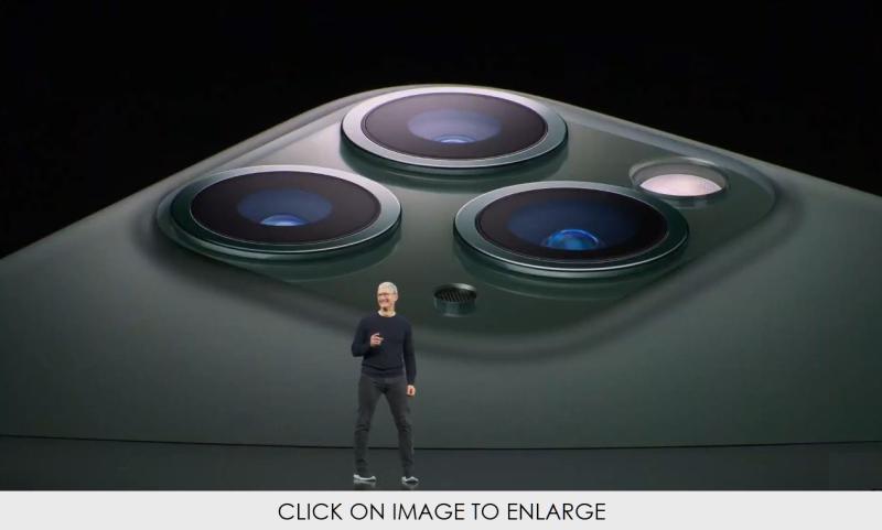 3 X iphone 11 Pro MIDNIGHT GREEN
