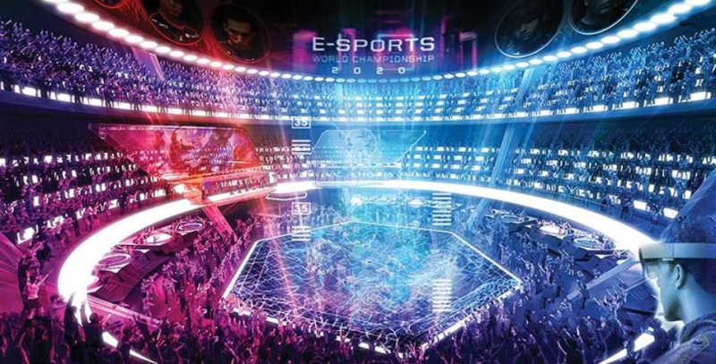 1 x Cover esports  apple may enter this market in 2020