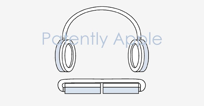 1 X Cover Apple over-the-ear headphone patent - Patently Apple