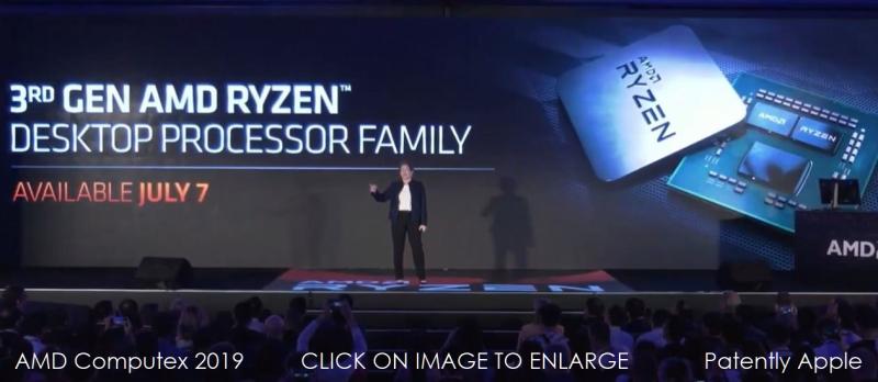 6 X  - AMD 3RD GEN AMD RYZEN DESKTOP PROCESSOR FAMILY SHIPS  JULY 7TH