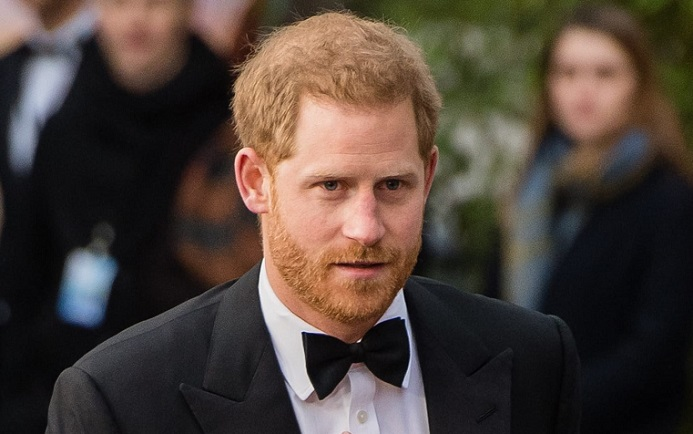 1 Cover Prince Harry  Duke of Sussex