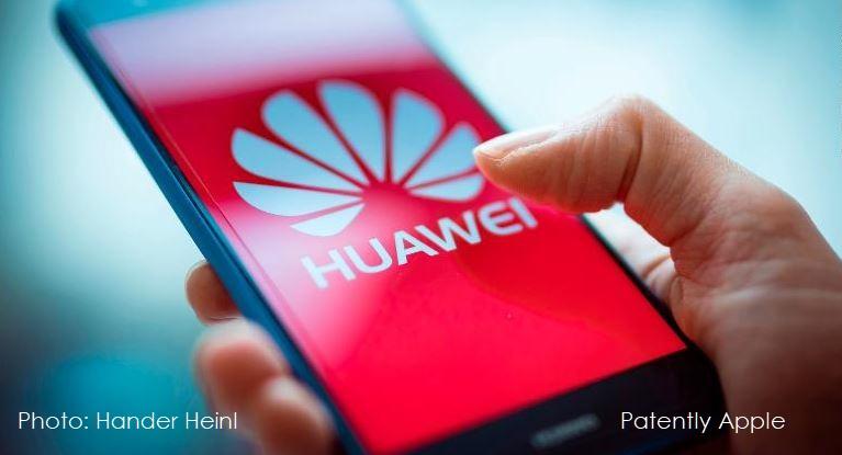 1 x Cover Huawei