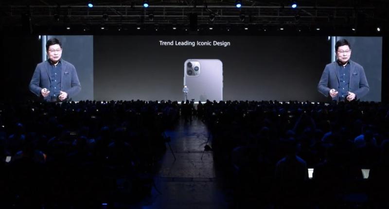 2 iphone mocked