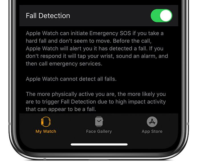 3 fall Detection