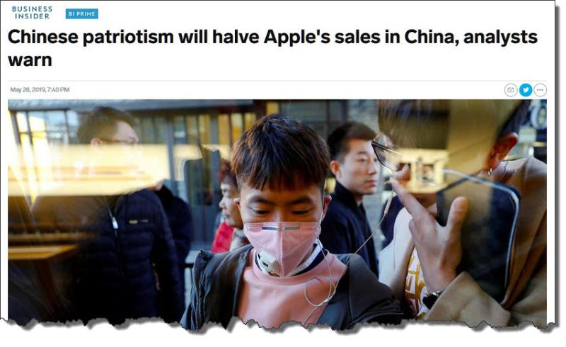 2 X2 Business Insider headline May 28  2019