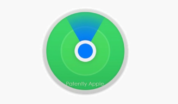 X FIND MY - ICON  - PATENTLY APPLE IP REPORT