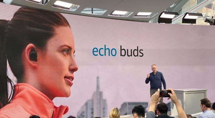 1 extra 2 Echo Buds