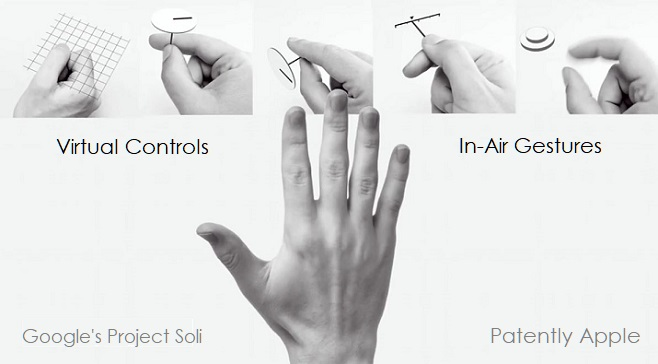 1 X Cover In-Air Gestures  Project Soli at Google