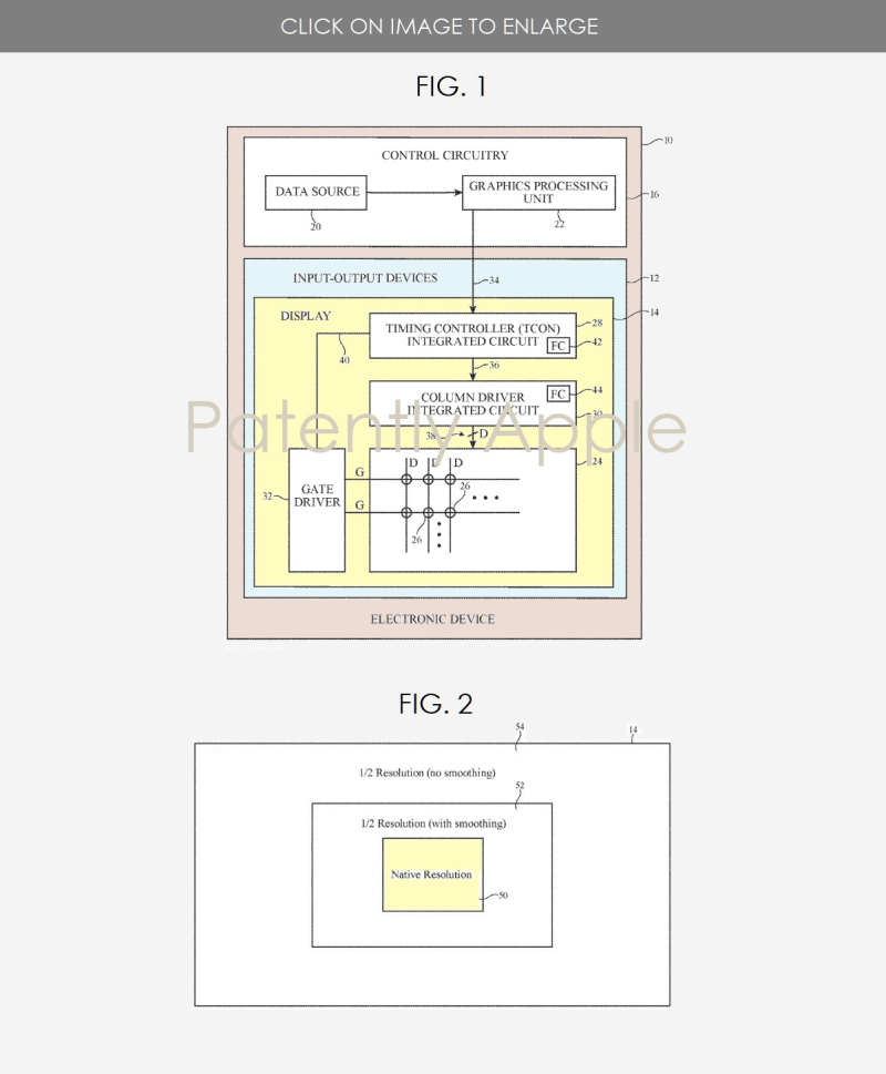 2 X  foveated display June 13 2019 patent apple  Patently Apple IP report