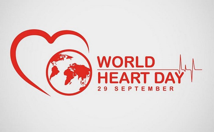 1 x Cover -- World Heart Day Sept 29  2019