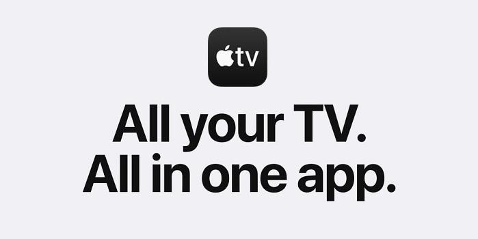 1 X Cover Apple TV app TM updates