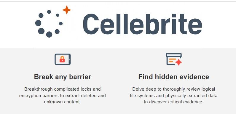 1 X Cover - Cellebrite