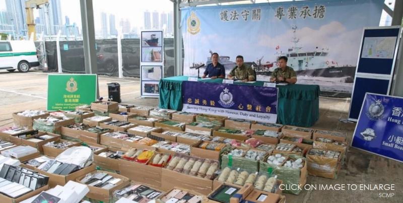 1 Hong Kong crime iPhones