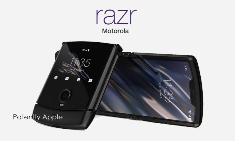 1 Cover - razr image from Motorola