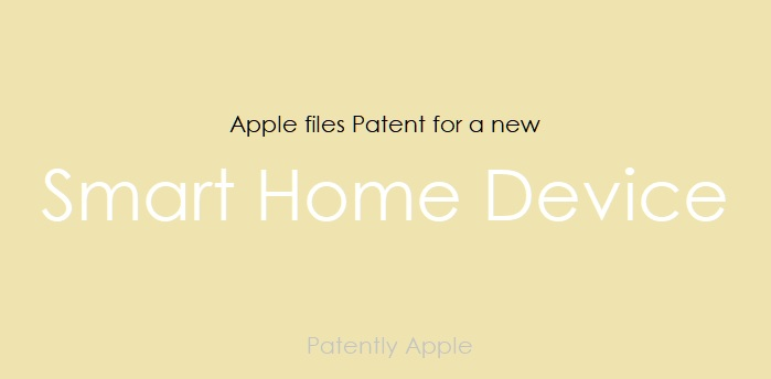 1 Cover Smart Home Device patent report -