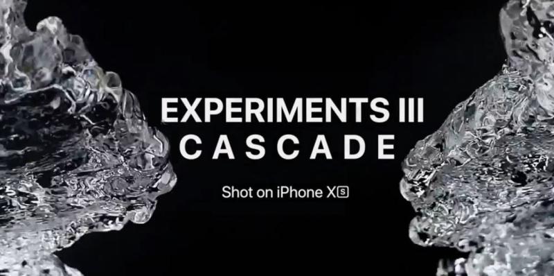 1 X COVER EXPERIMENTS III CASCADE