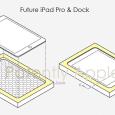 1 Cover iPad Pro + Dock