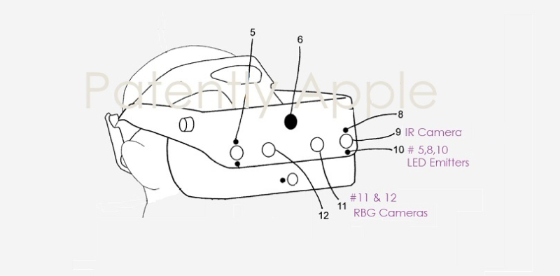 1 cover headset apple patent figure
