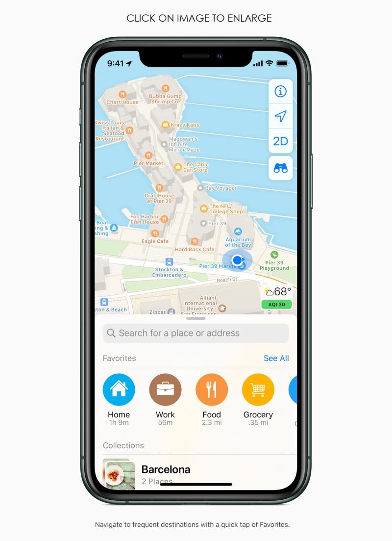 5 Apple Maps D