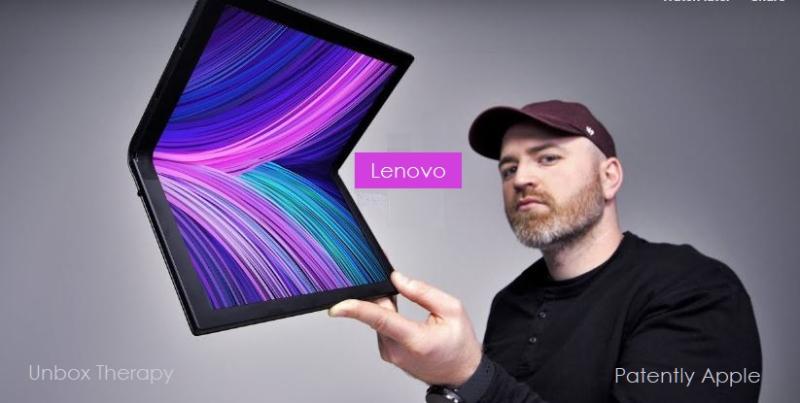 5  lenovo's prototype