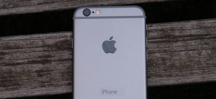 1 iPhone 6 incident in california