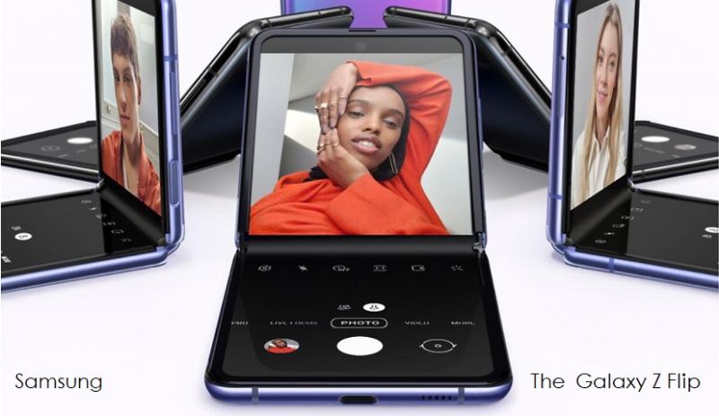1 X cover z flip phone