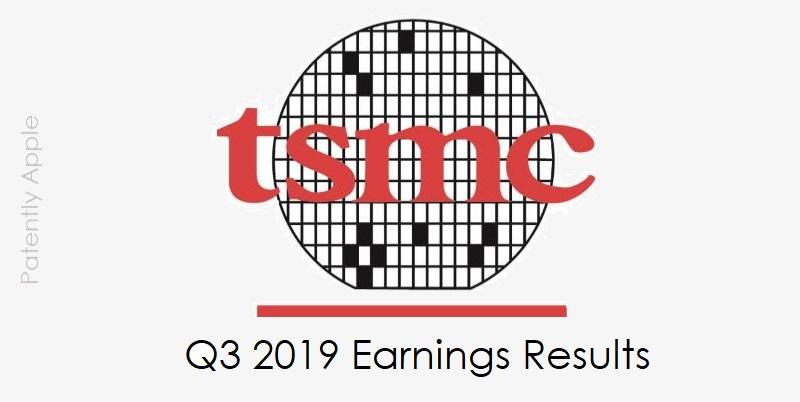 1 X cover TSMC Q3 2019 -