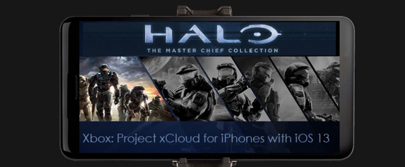 1 X COVER HALO - FOR IPHONE IOS 13 USERS  LIMITED TESTING