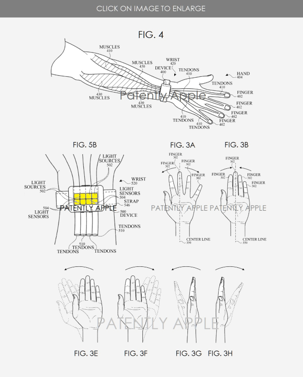 One Apple Watch Team Project is Advancing Motion and Gesture Input