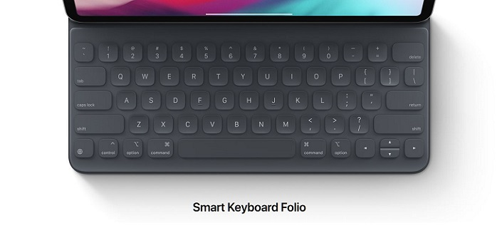 1 x cover Smart Keyboard Folio  iPad Pro cover +