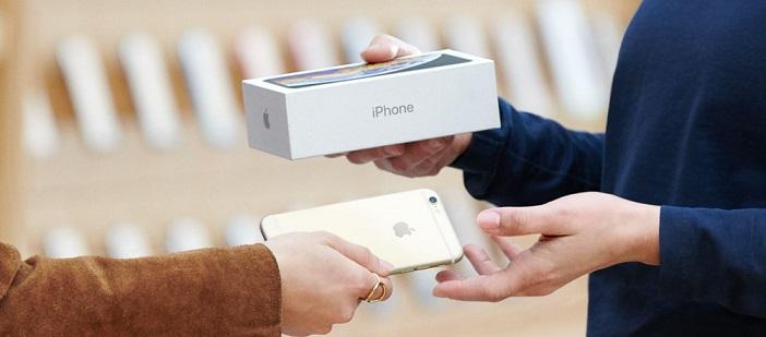 2 Apple trade-in program