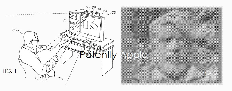3 face id 3d imagery