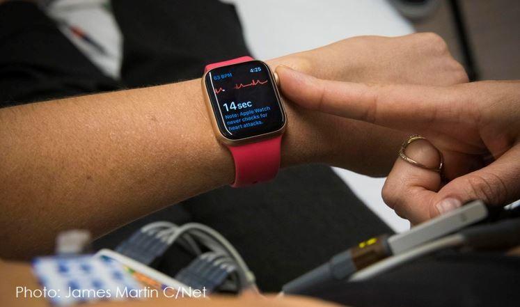 1 X Final cover CNET  Apple Watch 4 ECG