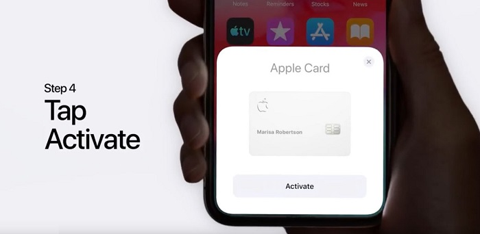 1 Cover Apple Card Activation