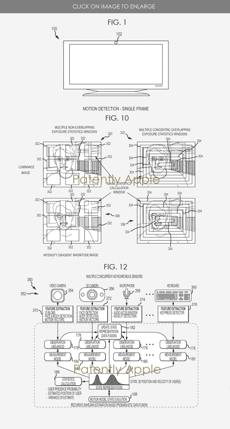 2 motion sensing patent win for Apple figs1  10 & 12 - Patently Apple IP report aug 6  2019