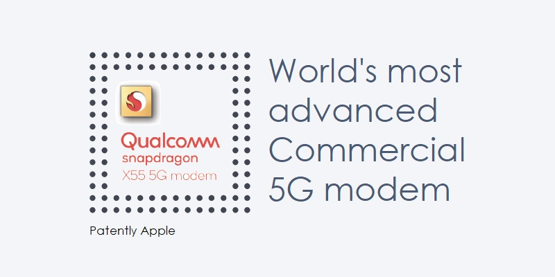 1 Cover Qualcomm X55 5G Modem