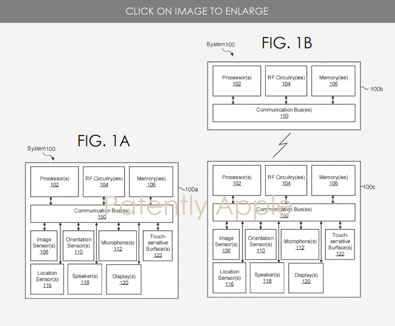 2 Apple patent FIGS 1A AND 1B