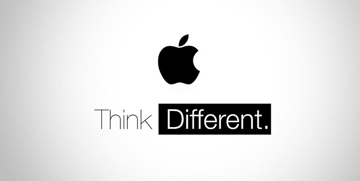 1 x cover Think Differnt