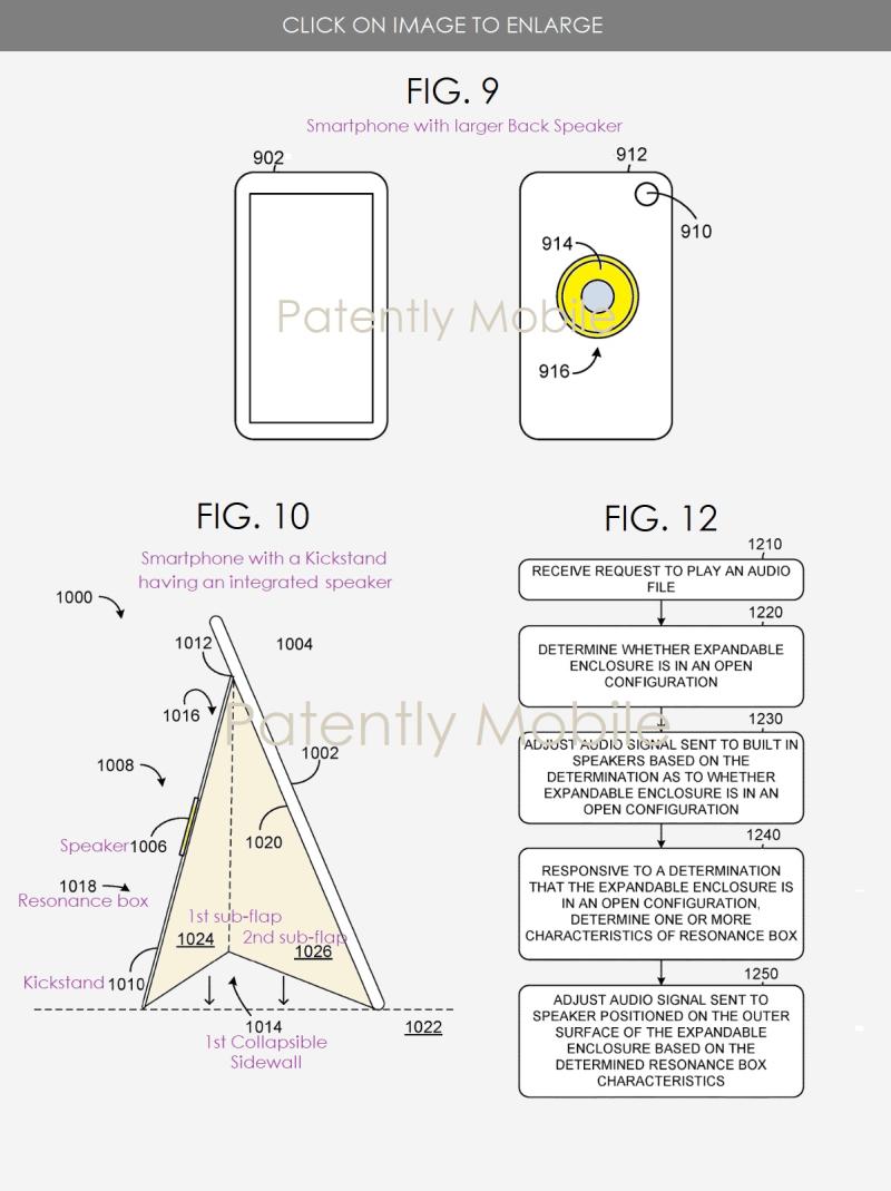 4 X Microsoft 9  10 & 12 smartphone versions of new speaker system