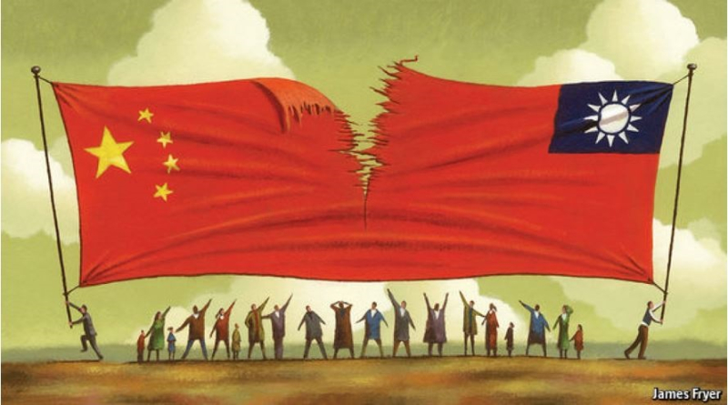 1  XX - COVER one china   the economist art