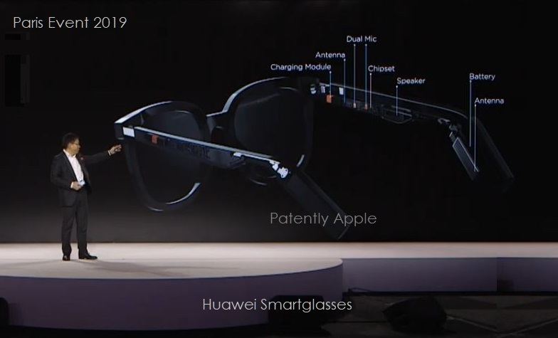 1  x cover Huawei to launch smartglasses in September