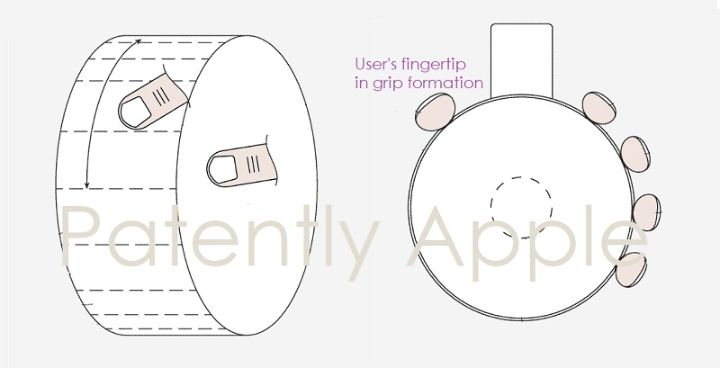 1 Cover Apple headphone's patent