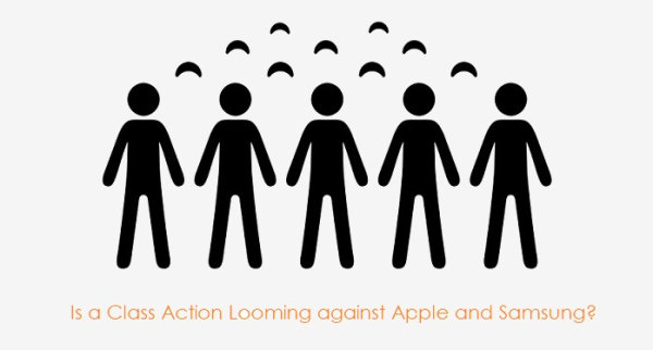 A Law Firm eyes a Class Action against Apple and others