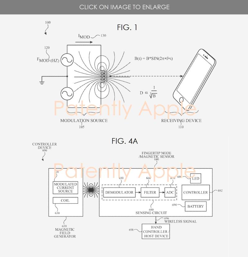 3 X Apple patent figs 1 & 4a