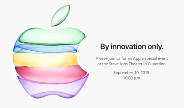 Apple to Launch new iPhones at the Steve Jobs Theater on September 10th with Emphasis placed on Innovation