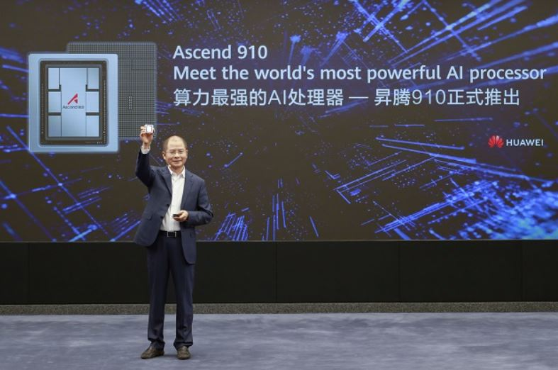 2 Ascend 910 launch
